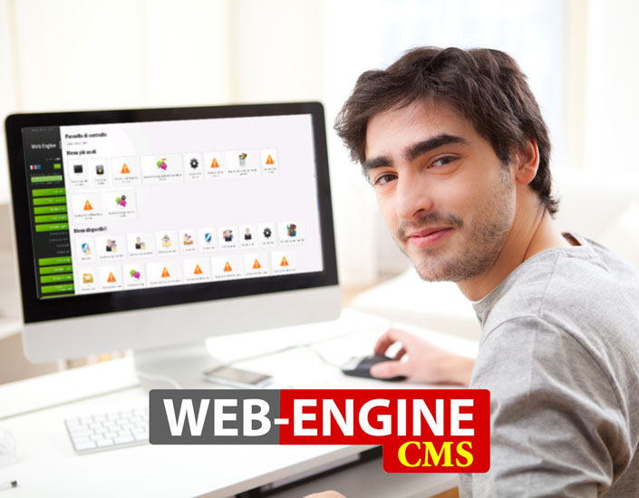 CMS WEB-ENGINE